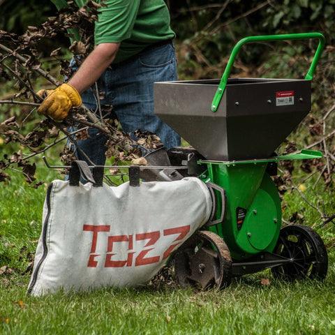 Tazz K32 Chipper Shredder 212cc Viper New