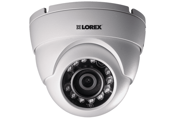 Lorex LN10802-168W 8 Camera 16 Channel NVR 2K IP Indoor/Outdoor Surveillance Security System New