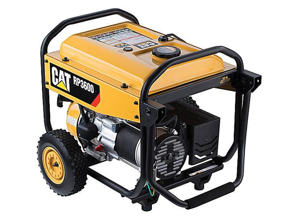 CAT RP3600-EPA 490-6488 3600W/4500W Portable Gas Generator New