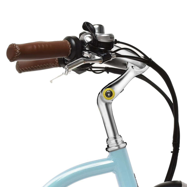 Emojo Breeze 26 in EBK08-02 36V 500W Blue Electric Lady Beach Cruiser New