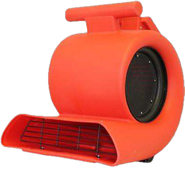 Ebac AM2000 Rotomold Professional-Grade Air Mover - FactoryPure
