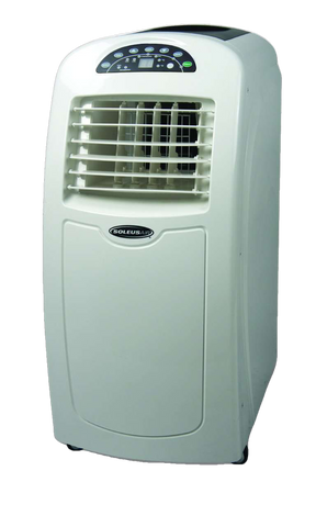 Soleus Air KY-100 Portable Air Conditioner and Dehumidifier - FactoryPure - 1