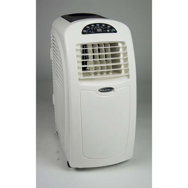 Soleus Air KY-100 Portable Air Conditioner and Dehumidifier - FactoryPure - 2