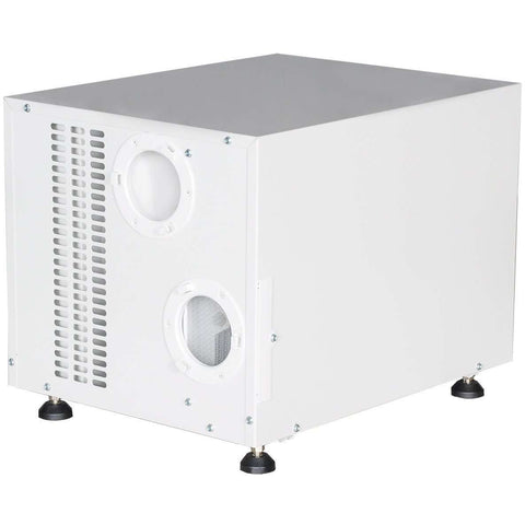 Climateright CR-2500-ACH Pet Small Area Air Conditioner/Heater - FactoryPure - 3