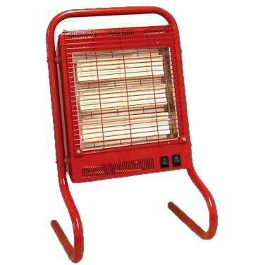 Ebac QZC1500 Ceramic Infra-Red Heater - FactoryPure
