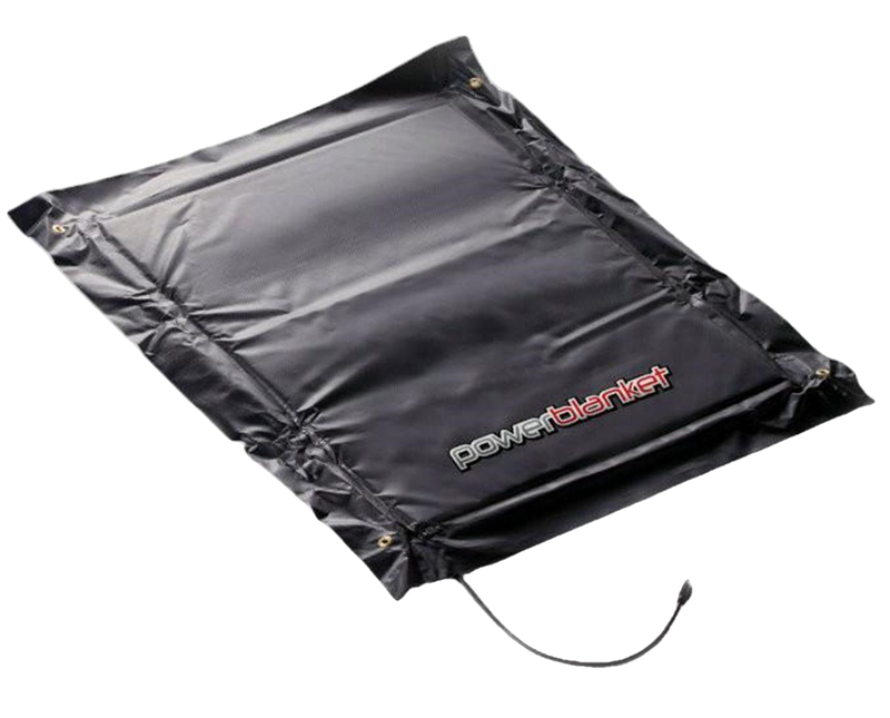 Powerblanket EH0310 Extra Hot 3 ft. x 10 ft. Ground Thaw Heating Blanket New