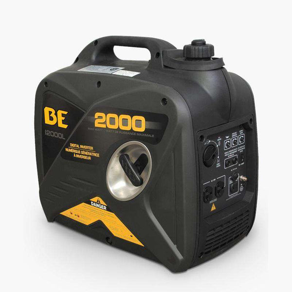 Be I2000l Powerease 2000w Inverter Gas Generator New