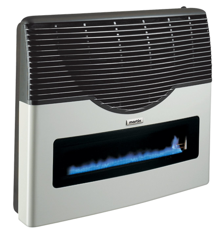 Martin MDV20VP 20000 BTU Direct Vent Thermostatic Built-In Propane Wall Heater Furnace New