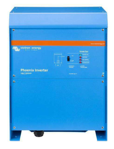 Victron PIN245020000 Energy Phoenix 24/5000 230V AC Inverter New