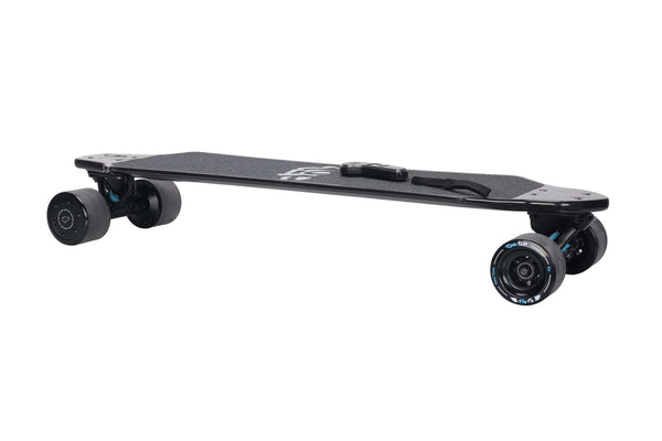 Ride1UP Carbon Fiber Pro Edition Drop-through 30Ah LI-ION Samsung Dual Hub Motors Electric Skateboard New