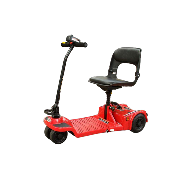 Shoprider ECHO 4-Wheel Folding Mobility Scooter New Red