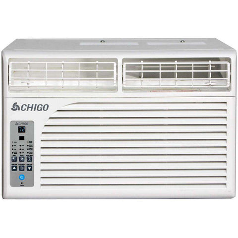 Chigo WC1-12E2-01 12,600 BTU 12 EER Window Air Conditioner New