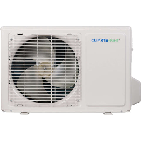 ClimateRight CR12000SACH Mini Split Air Conditioner/Heater New