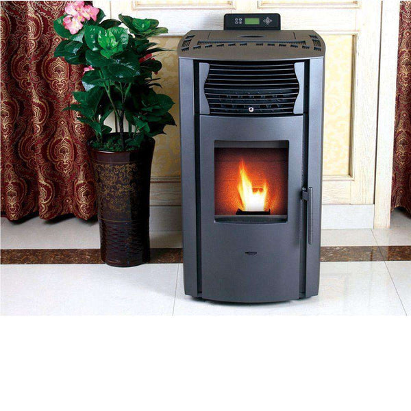 ComfortBilt HP50 2,200 sq. ft. EPA Certified Pellet Stove with Auto Ignition and 47 lb Hopper New