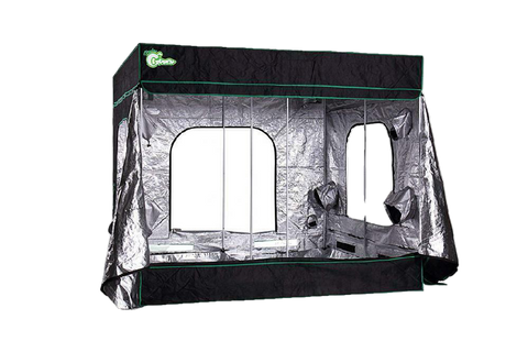 Hydro Crunch D940009000 8 ft. x 8 ft. x 6.5 ft. Heavy Duty Grow Room Tent New