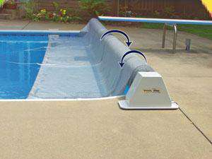 Pool Boy PB-1 Powered Solar Blanket Reel Electric New