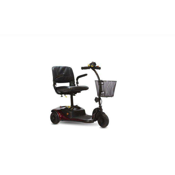 Shoprider GK83 Dasher 3 Wheel Portable Mobility Scooter New Red