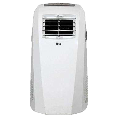 LG LP1015WNR 10,000 BTU Portable Air Conditioner Manufacturer RFB - FactoryPure - 1