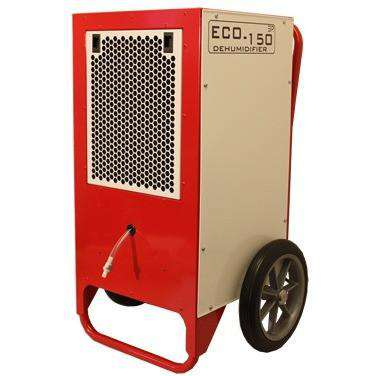 Ebac ECO150 Eco-Friendly Professional Dehumidifier - FactoryPure