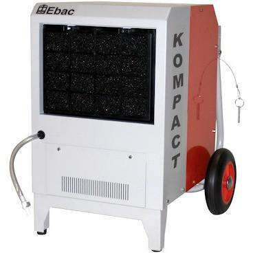 Ebac Kompact Commercial Dehumidifier with Pump - FactoryPure