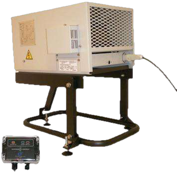 Ebac SPP6A Military-Grade Industrial Dehumidifier - FactoryPure