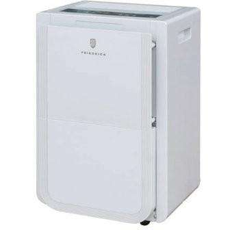 Friedrich D50BP 50 Pint Dehumidifier w/ Built-In Drain Pump Refurbished - FactoryPure - 1