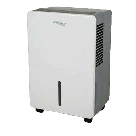 Soleus Air TDA70E HCT-D70E-A 70 Pint Portable Dehumidifier - FactoryPure