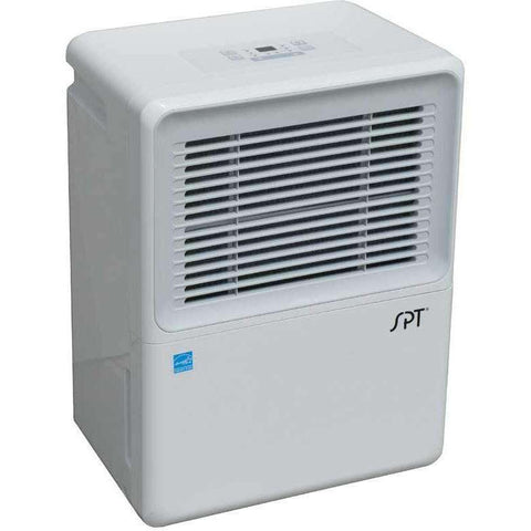 Sunpentown SD-61E 60 Pint Portable Dehumidifier - FactoryPure