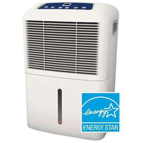 Sunpentown SD-65E 65 Pint Dehumidifier - FactoryPure