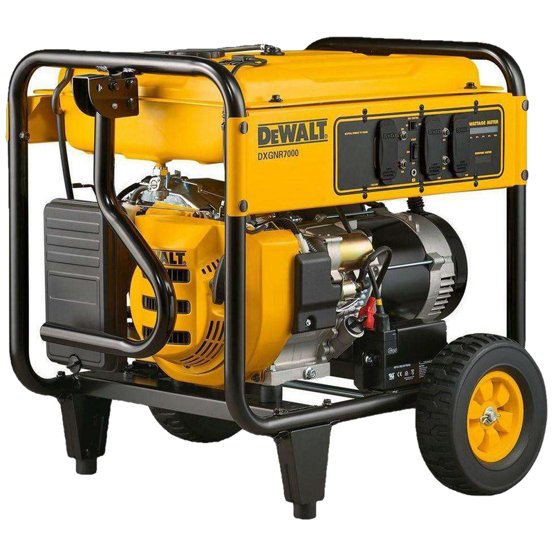 Dewalt DXGNR7000 7000W Auto Idle Electric Start Generator New