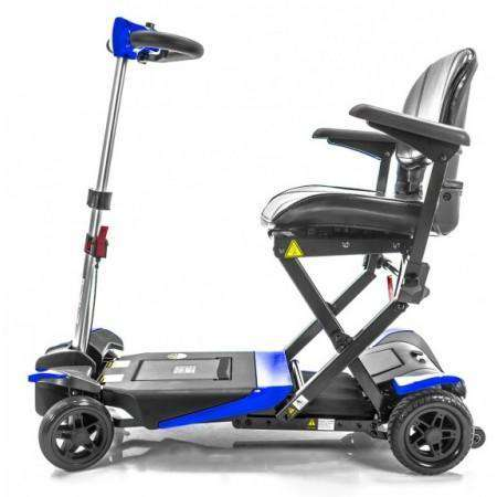 Enhance Mobility Transformer Electric Folding Mobility Scooter New