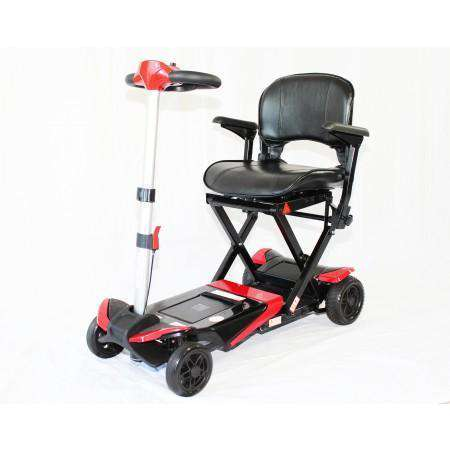 Enhance Mobility Transformer Electric Folding Mobility Scooter 2018 Red New