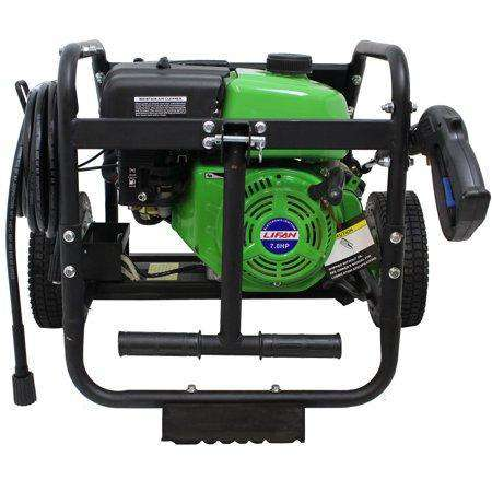 Lifan 3300 PSI Electric Start Pressure Washer LFQ3370E-CA New