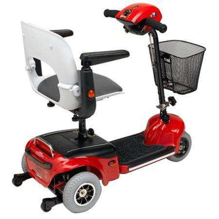 Shoprider Scootie TE-787NA Mobility Scooter New Red