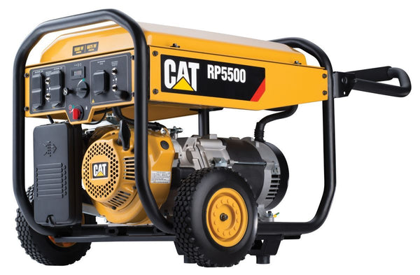 CAT RP5500-CARB 502-3686 5500W/6975W Portable Gas Generator New