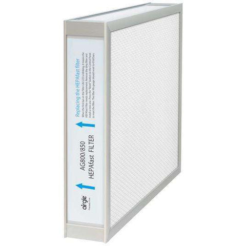 Airgle AG600 cHEPAfast and Carbon Filters - FactoryPure - 1
