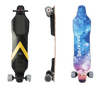 Backfire G2T Super Power Hobbywing Motors 36V 5.0Ah Electric Skateboard Galaxy New
