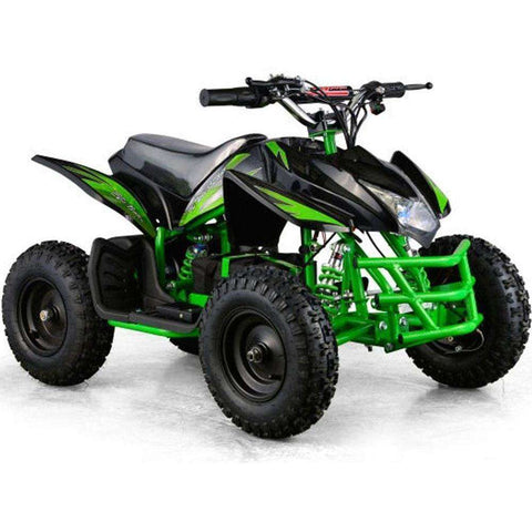 Go-Bowen XW-EA23-G Titan Mini Quad Dirt Bike ATV Green New