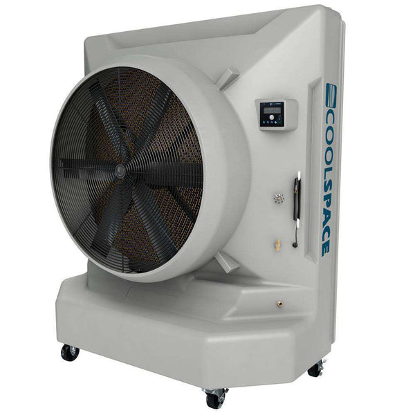Cool-Space CS6-50-VD BLIZZARD-50 26485 CFM 6500 Sq. Ft. 12-Speed Portable Evaporative Cooler New
