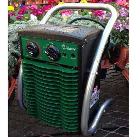 Dr. Heater Infrared 1500W Greenhouse Garage Workshop Heater - FactoryPure