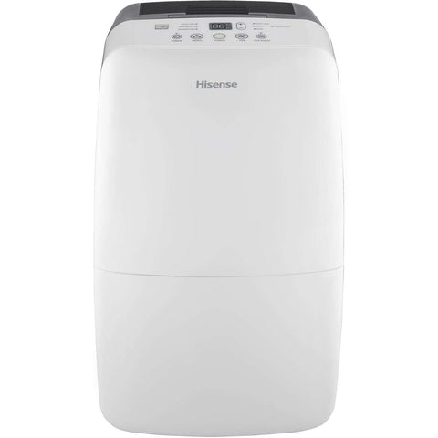 Hisense DH70K1SLE 70 Pint 2 Speed Dehumidifier Refurbished