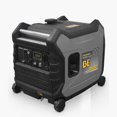 BE I3500L Powerease 3000W/3500W Electric Start Inverter Gas Generator New