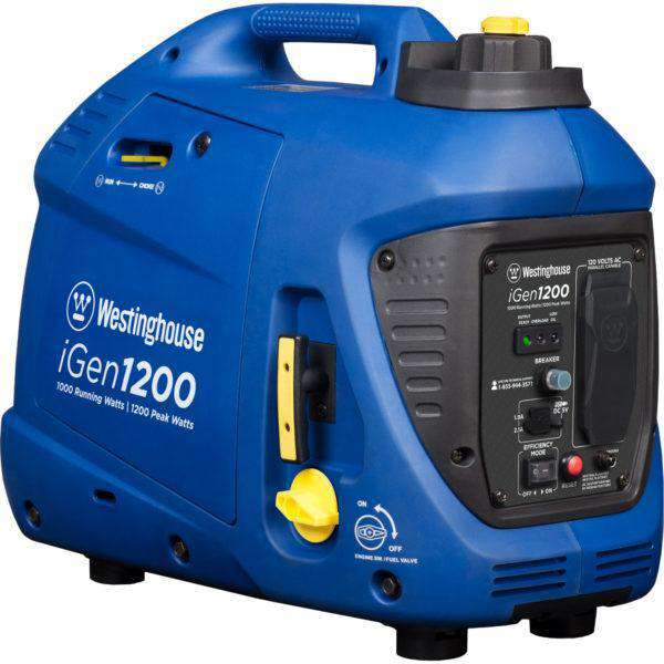 Westinghouse iGen1200 1000W/1200W Portable Inverter Generator New