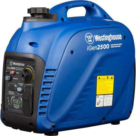 Westinghouse iGen2500 2200W/2500W Portable Inverter Generator New