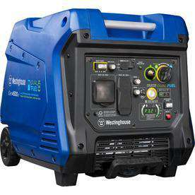 Westinghouse iGen4500DF 3700W/4500W Remote Start Dual Fuel Inverter Generator New