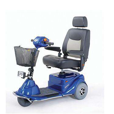 Merits S131 Pioneer 3 Three Wheel Scooter Blue New
