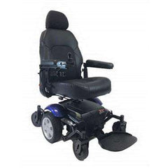Merits Vision Sport Power Wheelchair Blue New