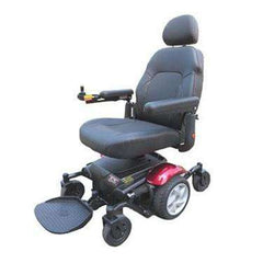 Merits Vision Sport Power Wheelchair Red New