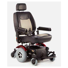 Merits Vision Super Heavy Duty Power Wheelchair Red New