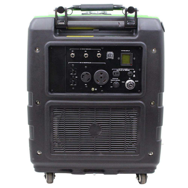 Lifan ESI7000iER-EFI-CA 6500W/7000W Digital Inverter Remote Start Generator Open Box (Never Used)